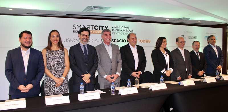 Presentan Smart City Expo LATAM Congress 2019