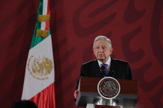Respetará AMLO decisión sobre consulta para enjuiciar a expresidentes