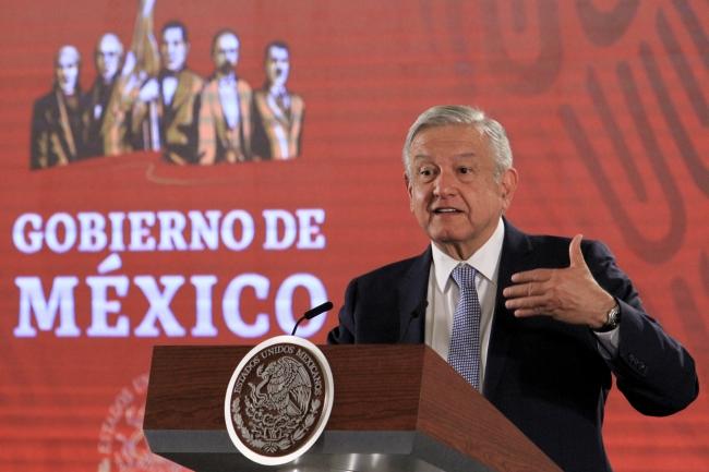 López Obrador dará a conocer este viernes cómo será la salida del avión